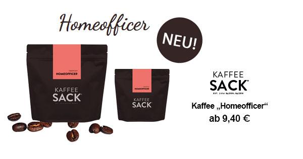 "Kaffee ""Homeofficer"""